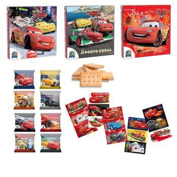 Puzzles Cars avec biscuits