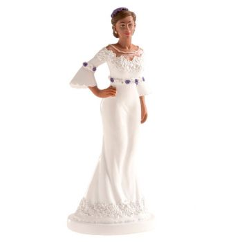 Figurine mariée glamour