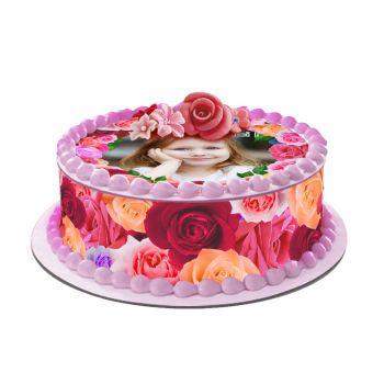 Kit Easycake roses à personnaliser