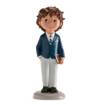 Figurine communiant garçon Ethan