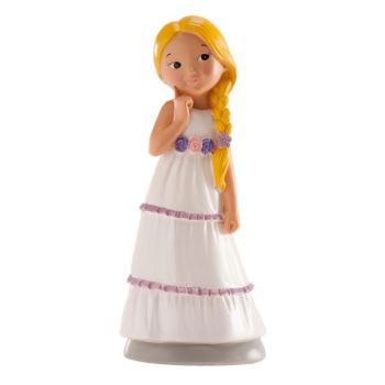 Figurine communiante fille Anabel