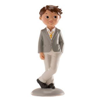 Figurine communiant garçon Nico