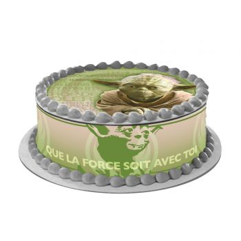 Kit Easycake Star Wars Yoda