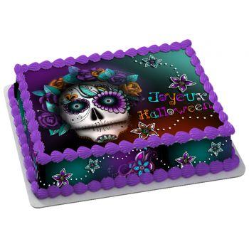 Kit Easycake Santa Muerte A4