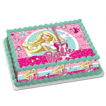 Kit Easycake Barbie Pop Star A4
