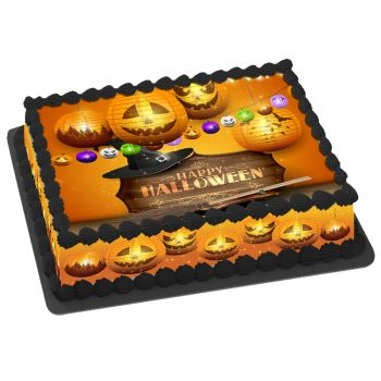 Kit Easycake Halloween A4
