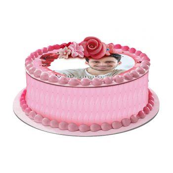 Kit Easycake pour gâteau personnalisé Coeurs
