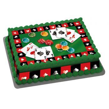 Kit Easycake poker A4