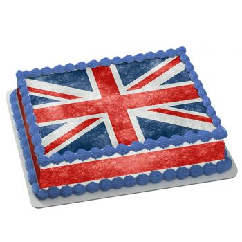 Kit Easycake Union Jack A4