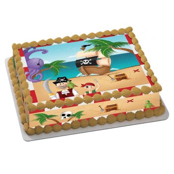 Kit Easycake pirate A4