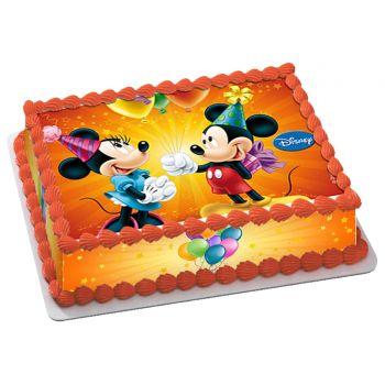 Kit Easycake Mickey cadeaux A4