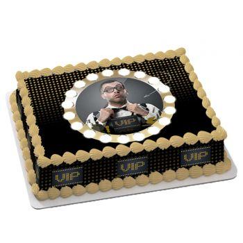 Kit Easycake VIP à personnaliser A4