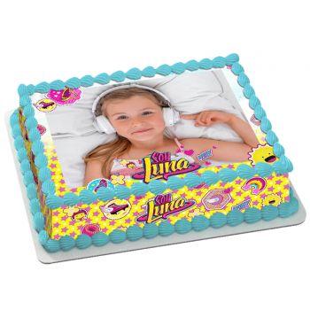 Kit Easycake Soy Luna à personnaliser A4