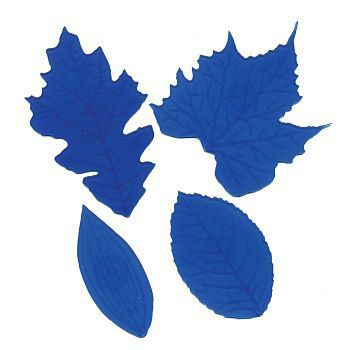 Tapis 4 veines de feuilles FMM n°1