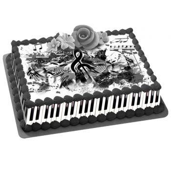 Kit Easycake musique A4