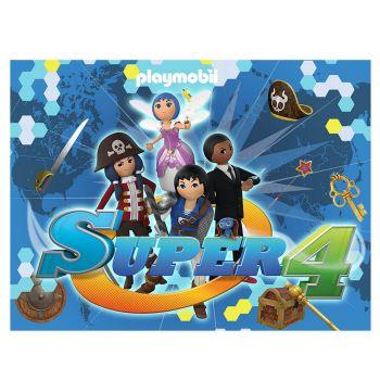 Décor sur sucre Playmobil