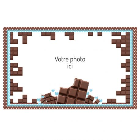 Feuille de sucre imprimée avec de l'encre alimentaire pour décorer vos gâteaux d'anniversaires. Taille A3 USA ( 25.8 cm x 41.2 cm) Peut...