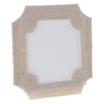 6 Marques place cadre coton