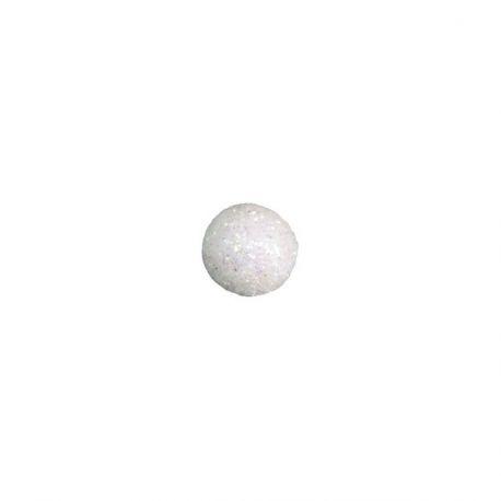Sachet de 50 petites boules pailleté à pearsemer sur la table Ø 1 cm