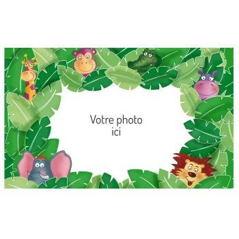 Deco Anniversaire Enfant Theme Jungle Thema Deco