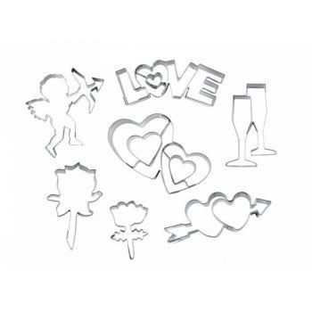 Kit emporte pièces Love