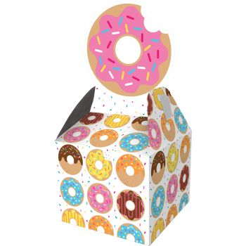 8 boîtes Croc Donuts