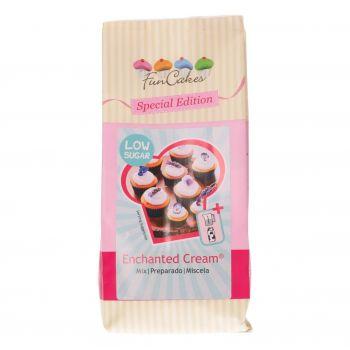 Mix crème enchantée allégé en sucre Funcakes