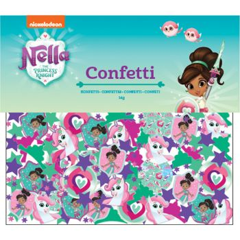 Confettis de table Nella princesse chevalier