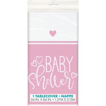 Nappe baby shower love rose