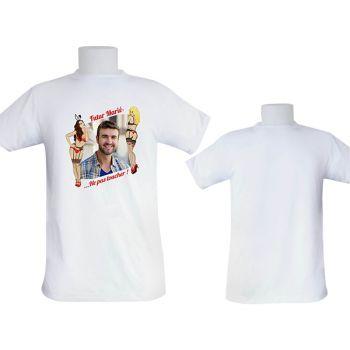 Tee-shirt personnalisé homme Futur marié