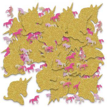 Confettis pailleté Licorne