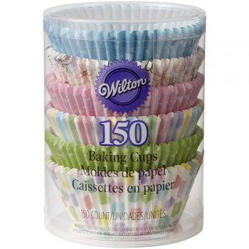 150 Caissettes Wilton Pâques
