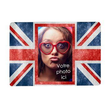 Tapis de souris personnalisé décor UK