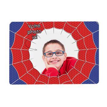 Tapis de souris personnalisé décor Spider