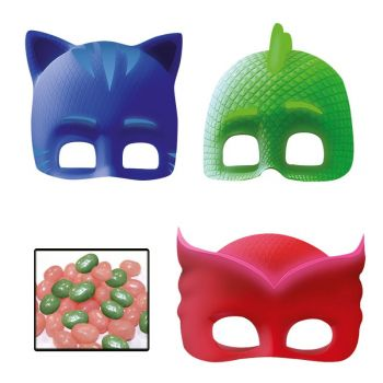 Pochette Masque Pyjamasques avec bonbons