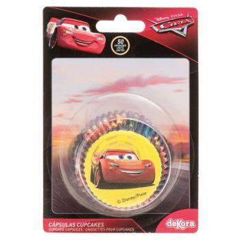 50 Caissettes Cars