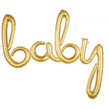Ballon alu baby script or