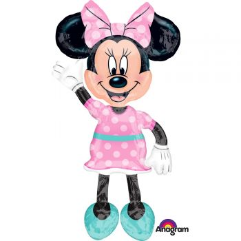 Ballon géant Airwalker Minnie