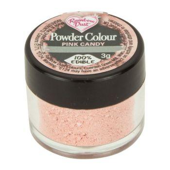 Colorant alimentaire en poudre rose