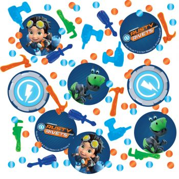 Confettis Rusty Rivets