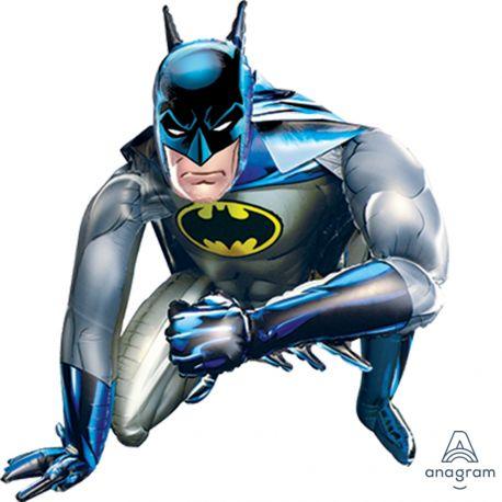 Ballons en aluminium géant appelé Airwalkers en forme de Batman. Le ballon fait la taille d'un enfant de 6 ans Ce ballon est fait pour...