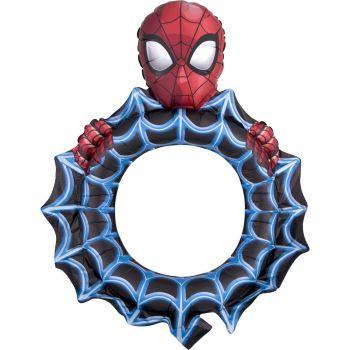Ballon cadre selfie Spiderman