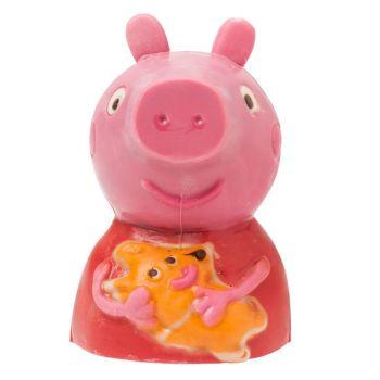 Peppa pig en chocolat