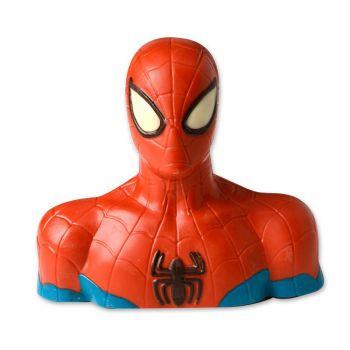 Spiderman en chocolat