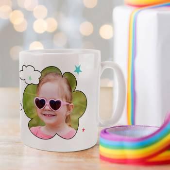 Mug personnalisé décor Licorne