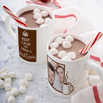 Mug personnalisé Drink Hot Cocoa