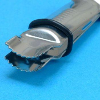 Pince forme incurvée crantée 1.90 mm