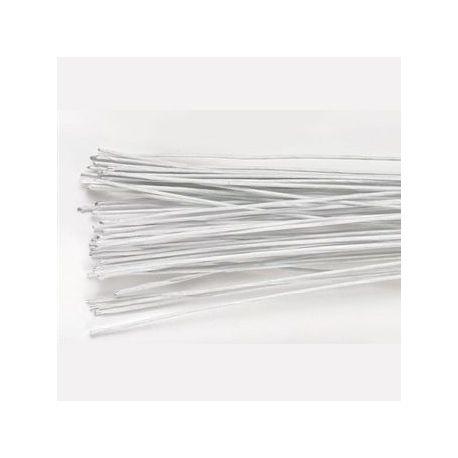 Le fil floral est l'accessoire idéal pour piquer dans le gâteau différentes décorations montées sur tige ou fil. Rassemblez les fils...