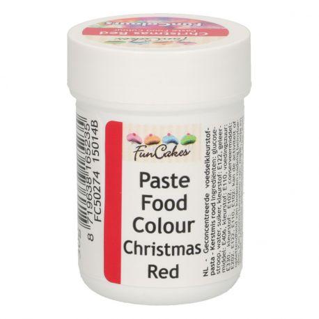 La pâte colorante alimentaire FunColours hautement concentrée de FunCakes est idéale pour colorer vos pâtes à sucre, pâtes d'amande,...