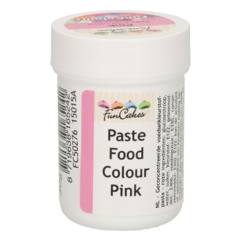 Pâte colorante alimentaire Funcakes rose
